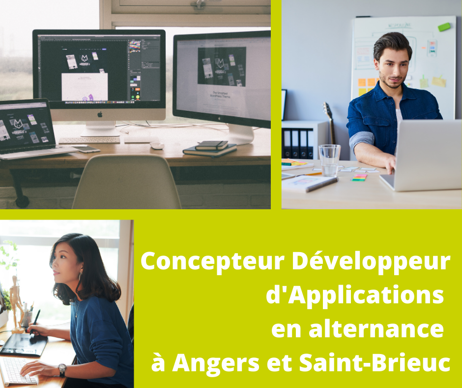 Alternance Concepteur Développeur d'Applications