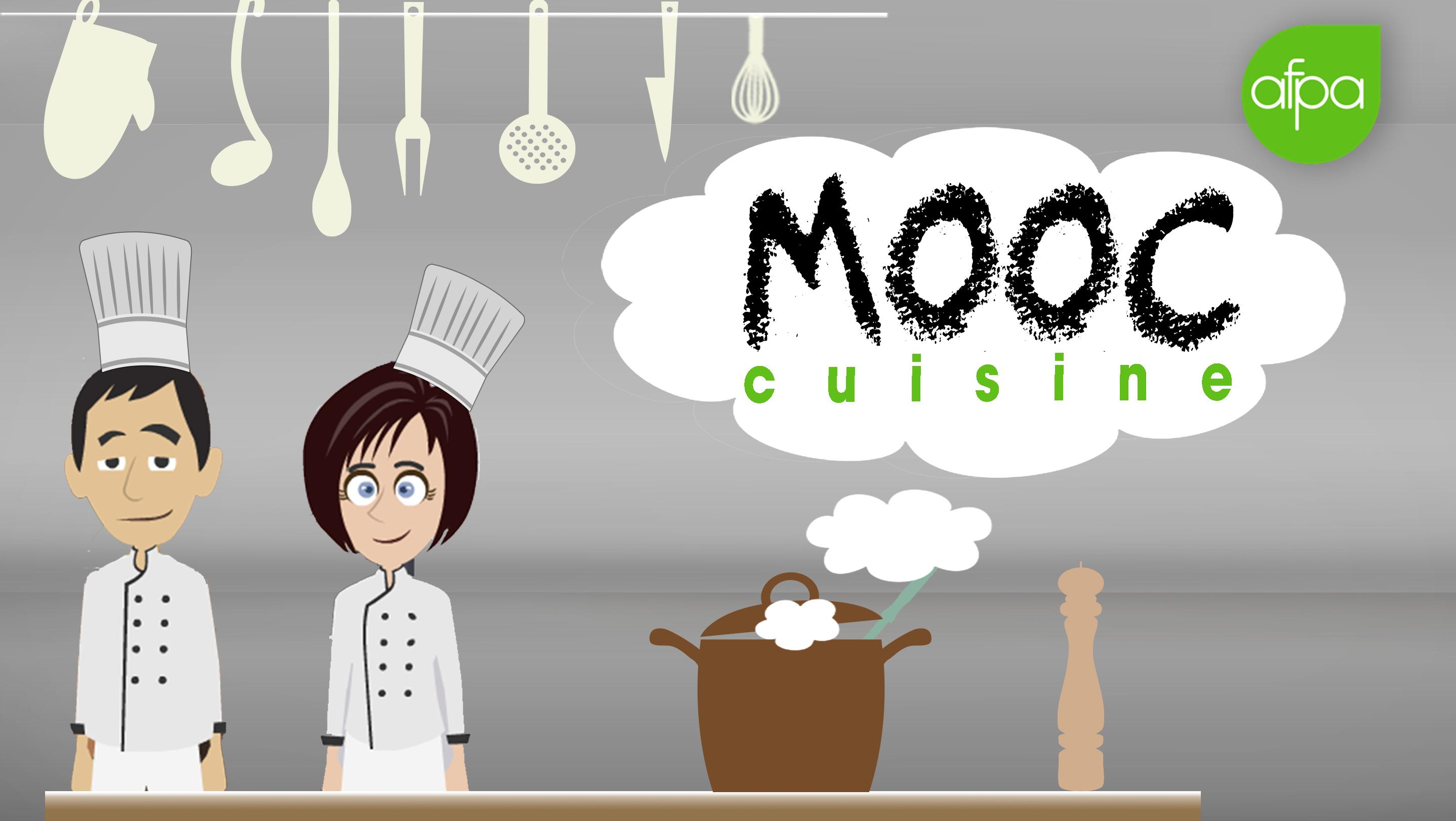 6 semaines pour cuisiner comme un chef avec le mooc cuisine de l