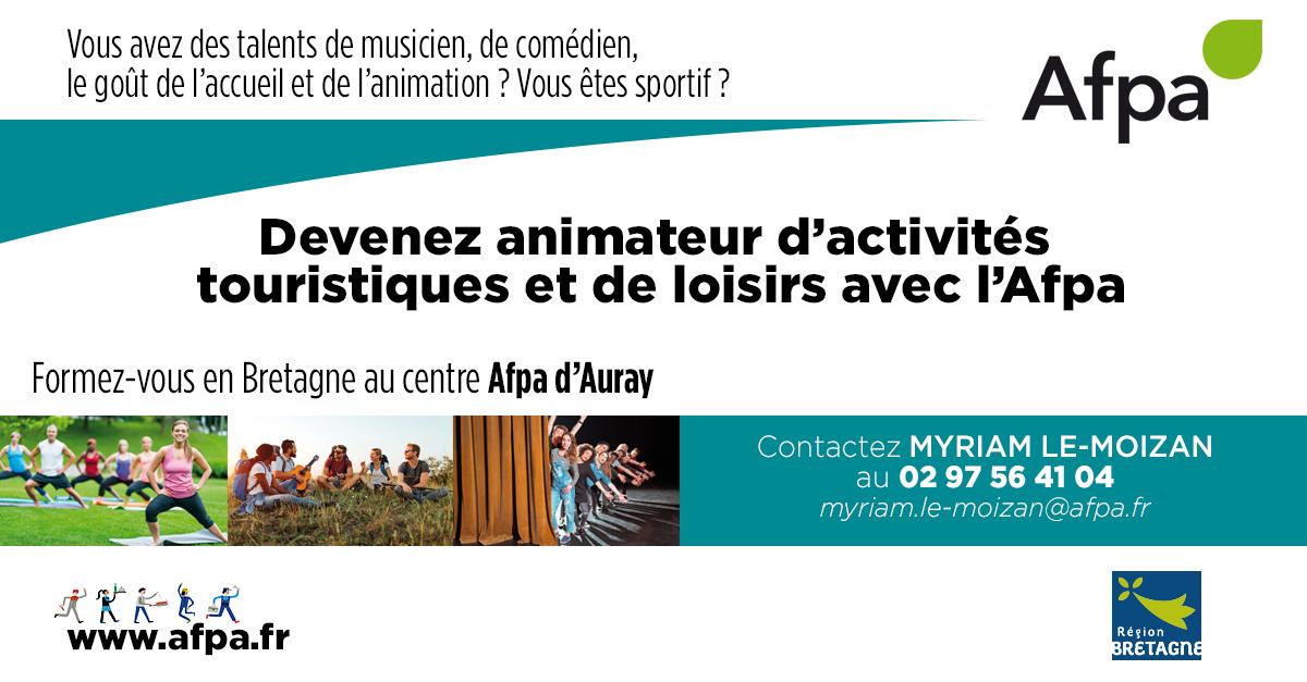 Participez au casting de recrutement Animateur d'Activités de Tourisme !