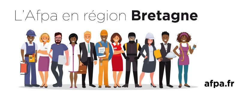 Afpa Bretagne : L'Info Places dispo de juillet est en ligne !