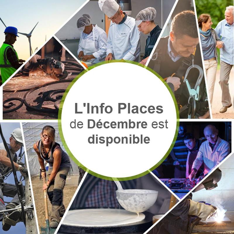 Afpa Bretagne > Notre Info Places dispo est en ligne !