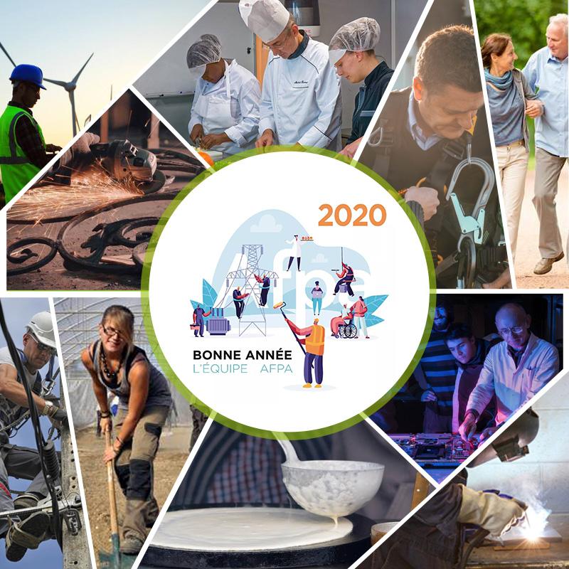 Afpa Bretagne > JANVIER 2020  Info Places dispo