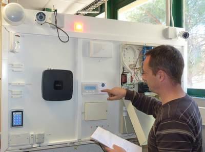 Devenez Technicien en systèmes de surveillance-intrusion et de vidéoprotection