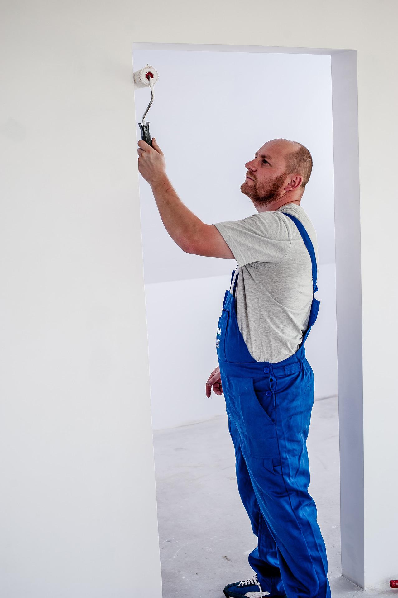 Peintre en bâtiment, un métier qui recrute