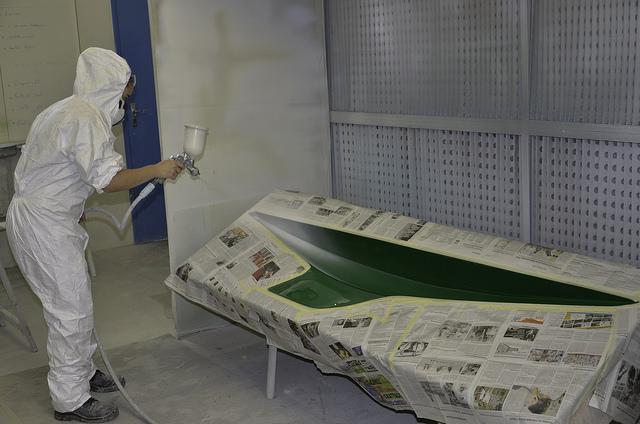 Stratifieur Multi procédés matériaux composites