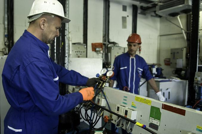 Devenez le technicien de maintenance en chauffage, ventilation et climatisation