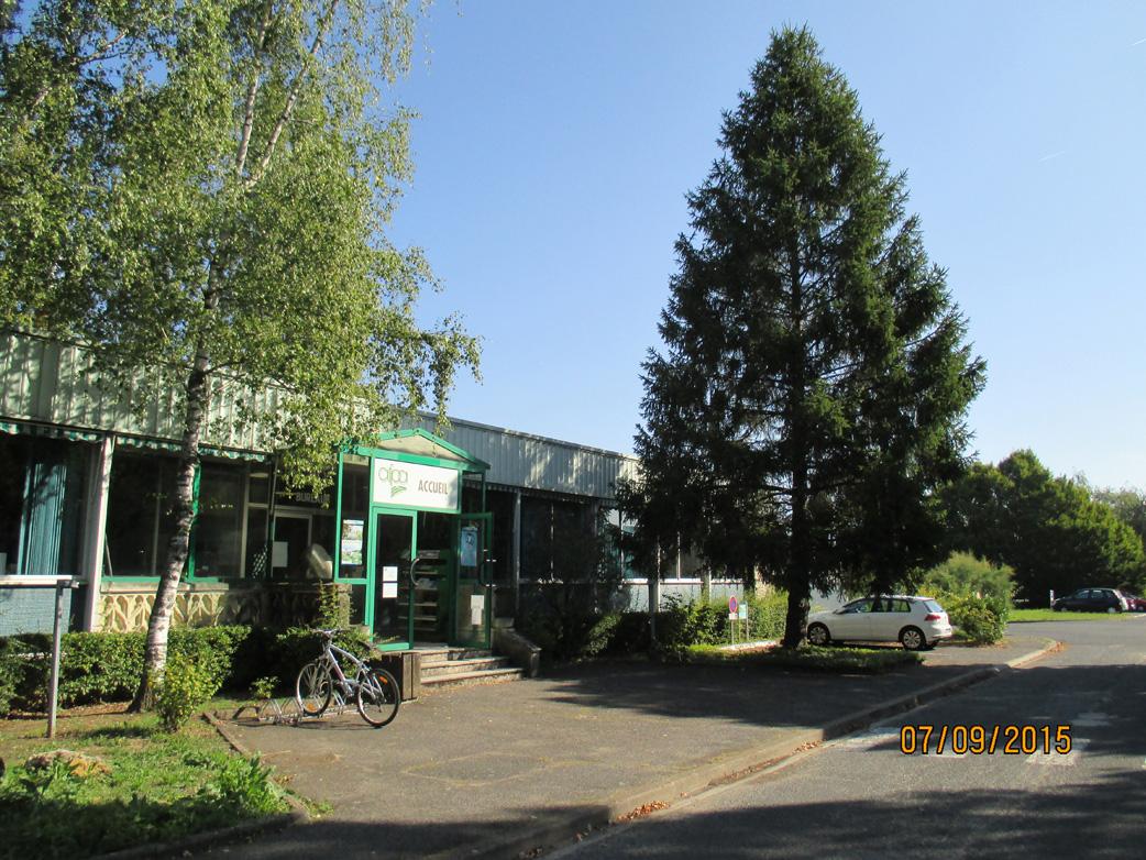 Centre de tours afpa for Espace vert tours