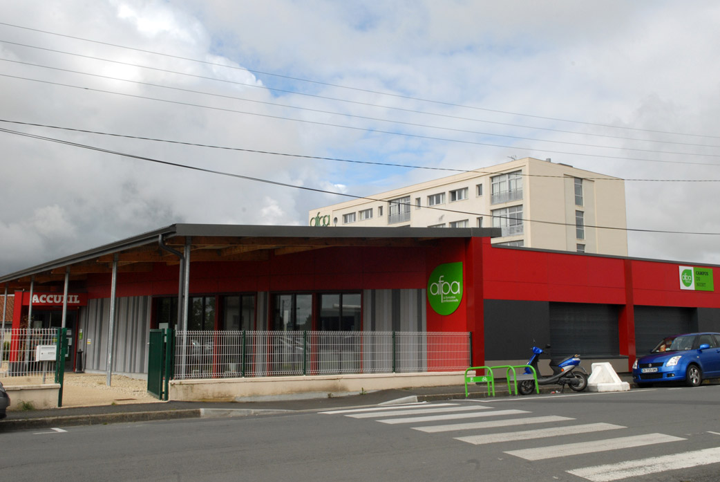 Centre de niort afpa for E leclerc niort centre niort