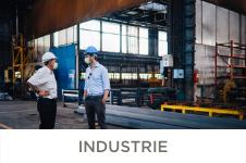 Formations  en alternance dans l'industrie
