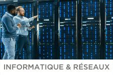 Formations en alternance en Informatique et réseaux