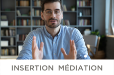 Formations en alternance dans le domaine de l'insertion et de la médiation