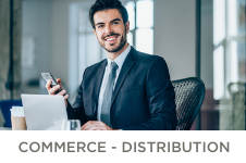 Formations en alternance dans le secteur du commerce et de la distribution